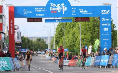 42. Tour de Hongrie nemzetközi országúti kerékpárverseny Komárom-Esztergom Megyei szakaszának biztosítása