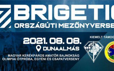 Brigetio Országúti Mezőnyverseny biztosítása