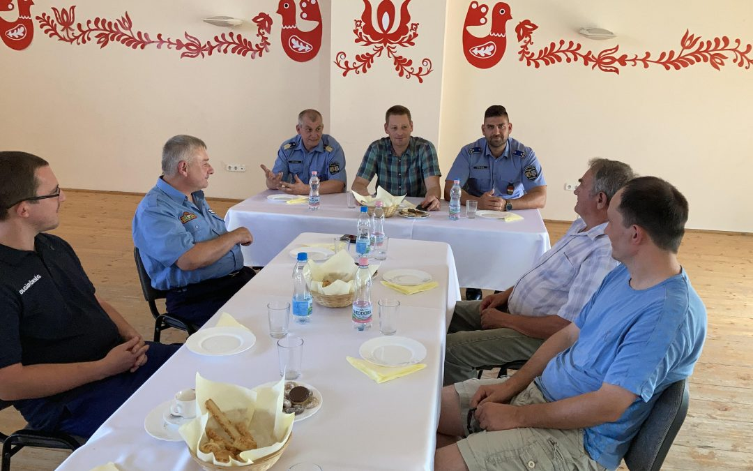 Kisbéri Rendőrkapitányság által szervezett egyeztető fórum
